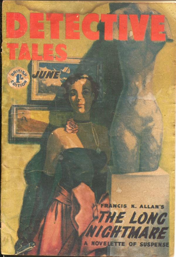 Detective Tales June 1955