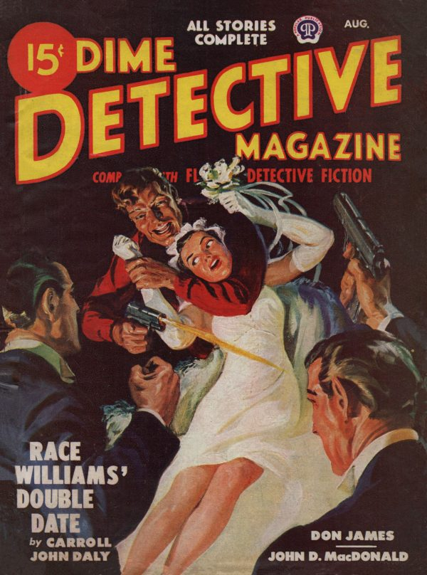 Dime Detective Aug 1948