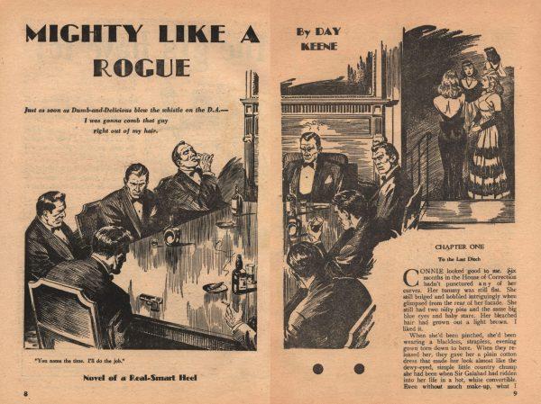 Dime Detective v62 n01 [1950-01] 0008-09