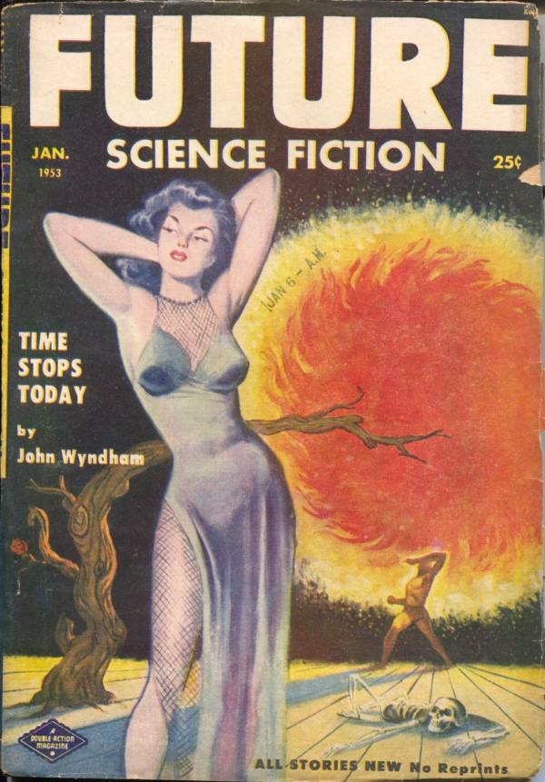 Future Science Fiction January 1953