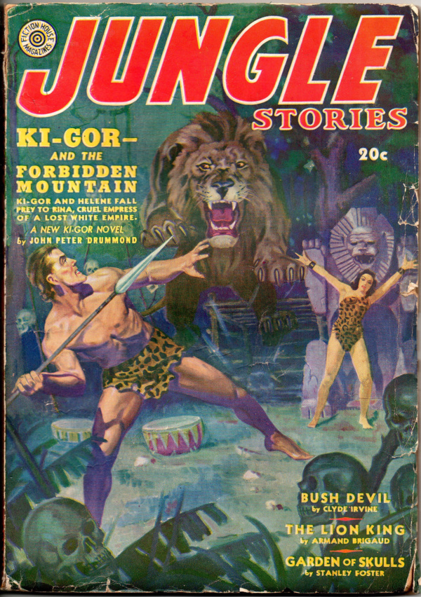 Jungle Stories - Spring 1940