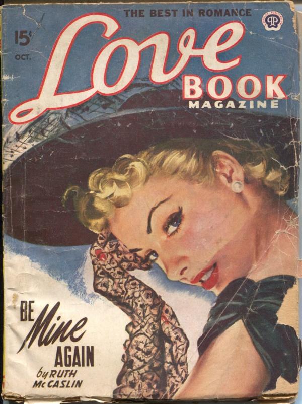 Love Book Magazine October 1949
