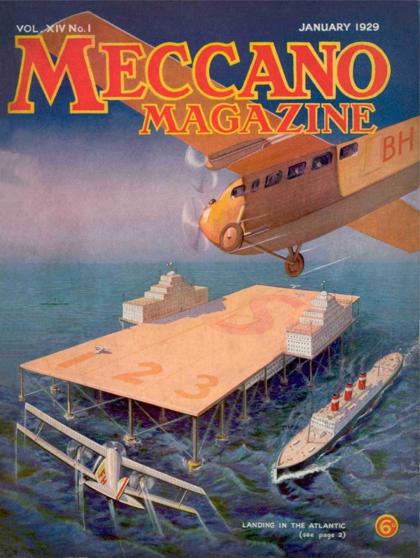 Meccano Magazine Jan 1929