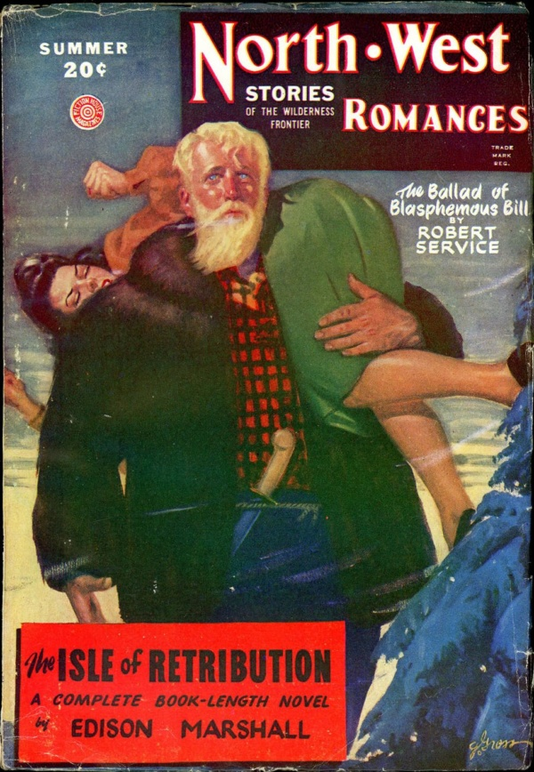 NORTH WEST ROMANCES. Summer 1947