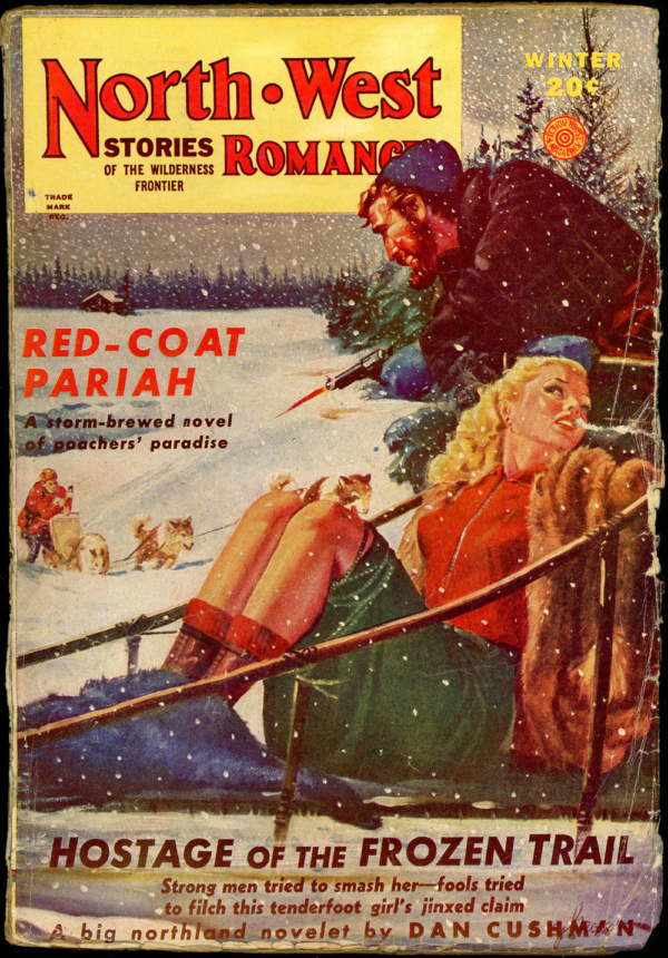 NORTH WEST ROMANCES. Winter 1946
