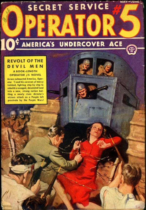 OPERATOR #5. May-June 1938