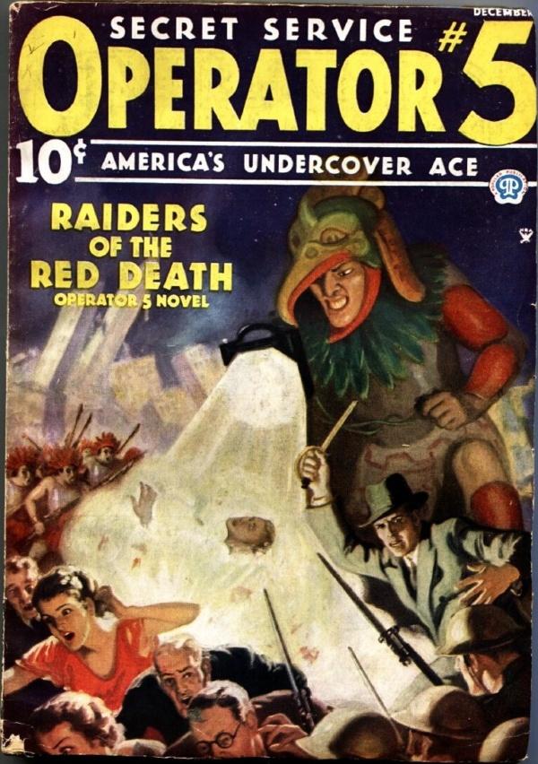 Operator #5 December 1935