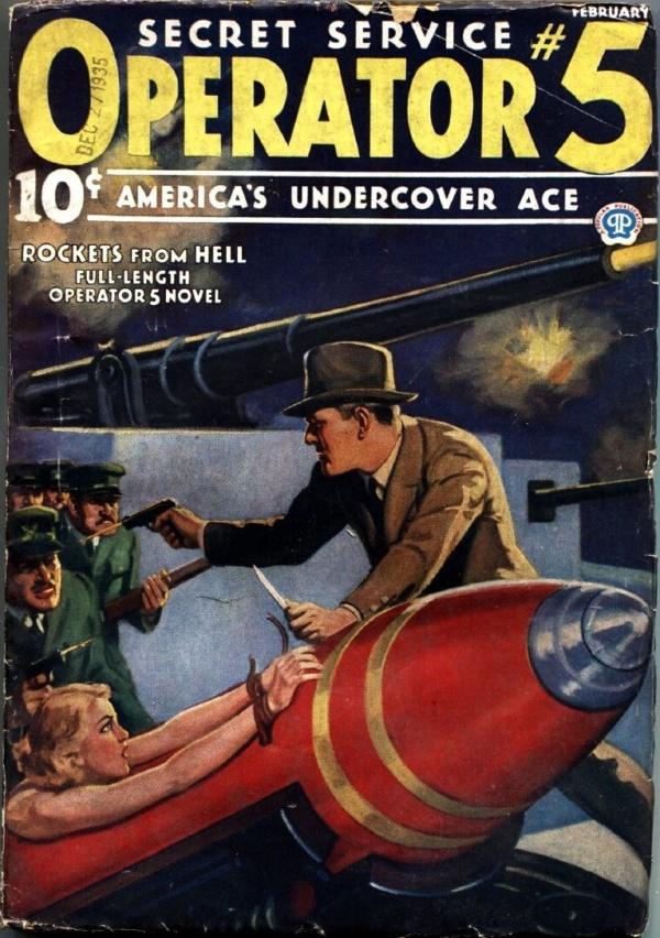 Operator #5 February 1936