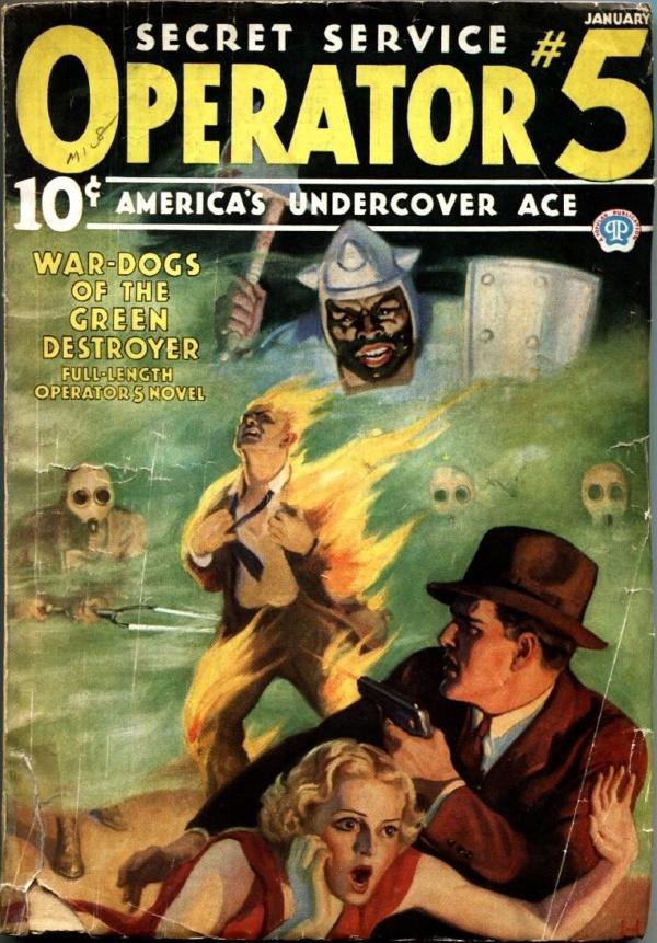 Operator #5 January 1936