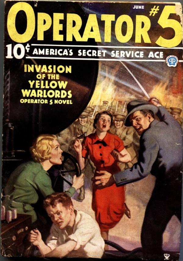 Operator #5 June 1935