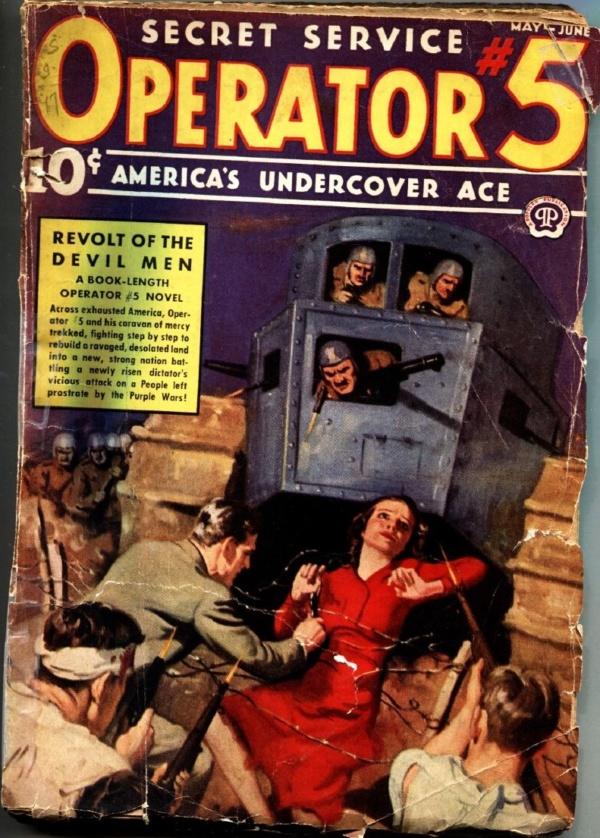 Operator #5 May 1938