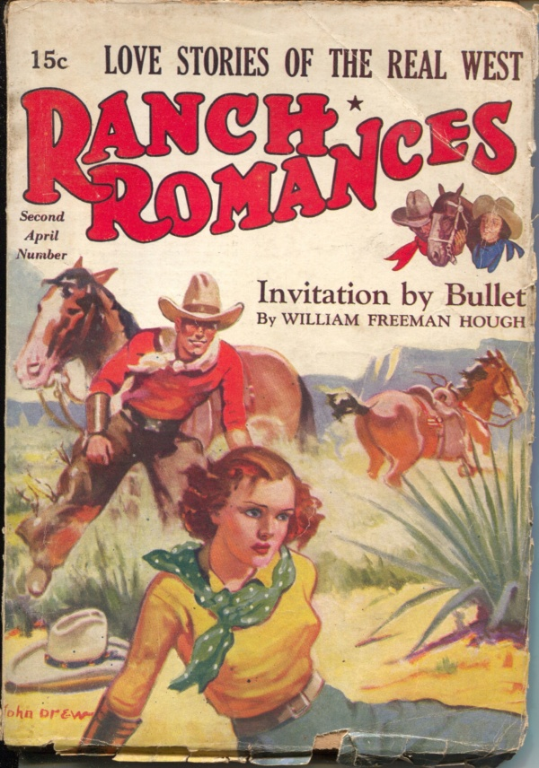 Ranch Romances April 20 1932