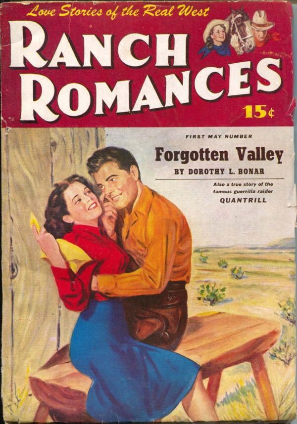 Ranch Romances April 30 1948