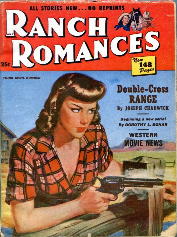 Ranch Romances April 3rd 1951