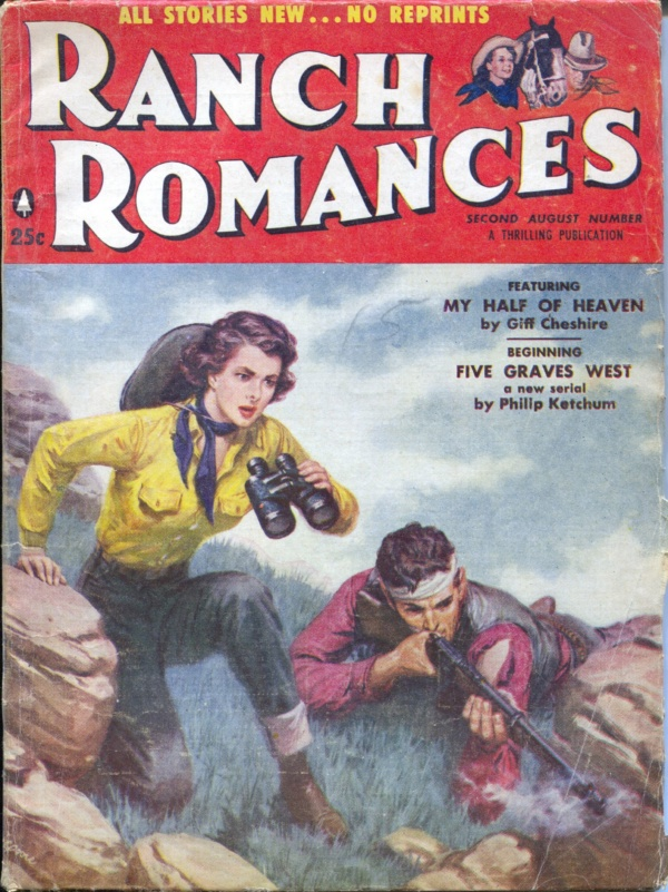 Ranch Romances August 2 1956