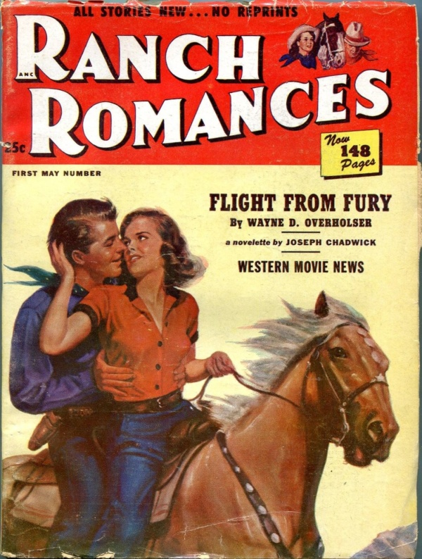 Ranch Romances May 1st 1951