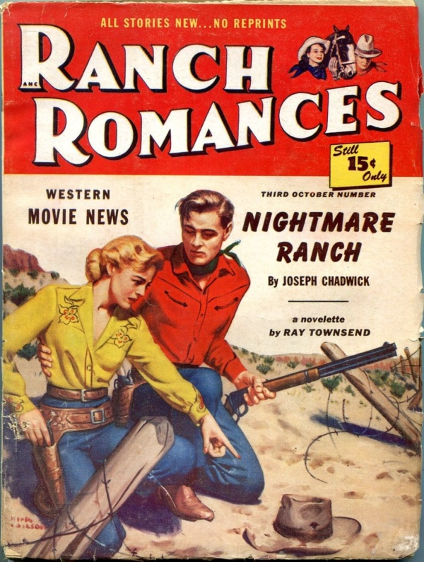 Ranch Romances October 3rd 1950