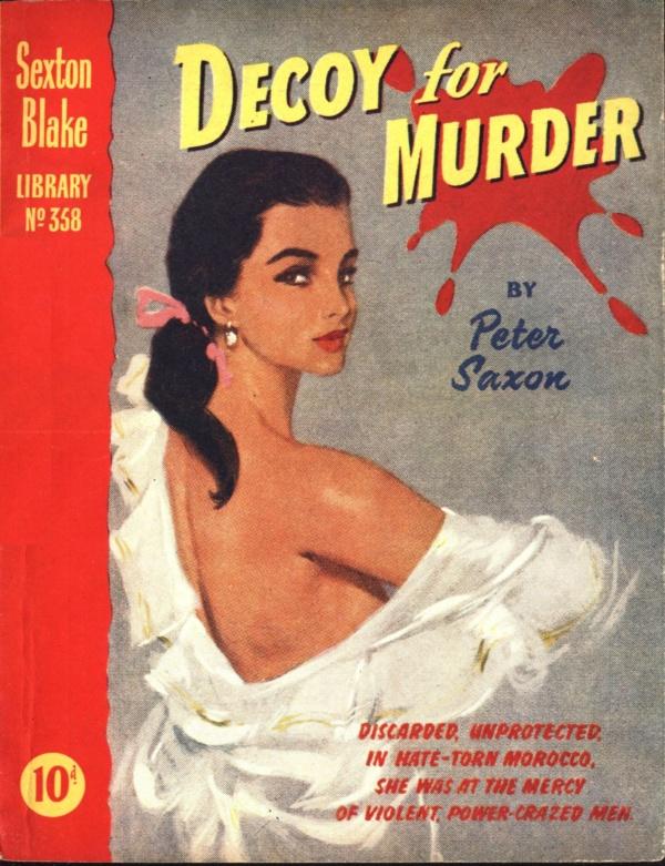 Sexton Blake Library S3 358 1956