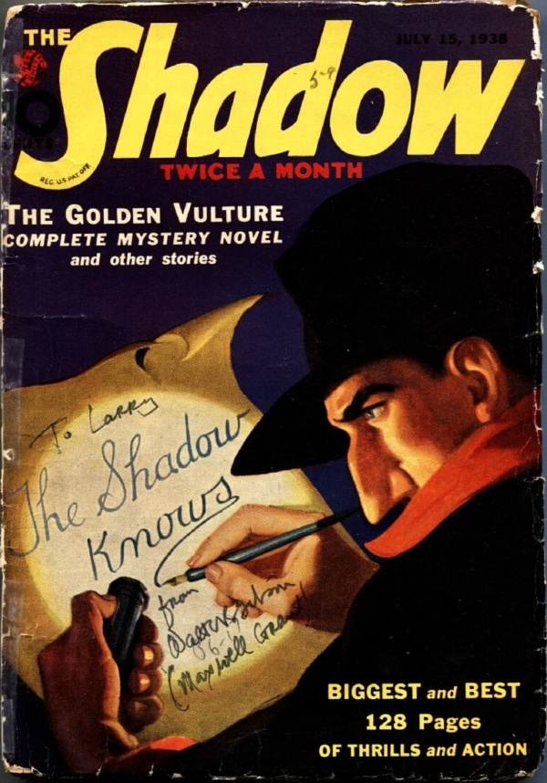 Shadow July 15 1938