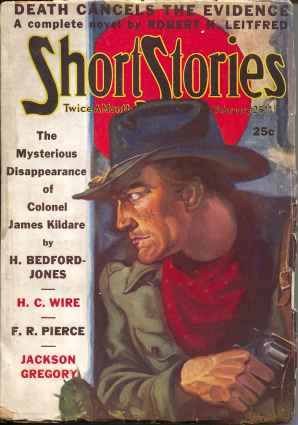 Short Stories Fall 25 1938