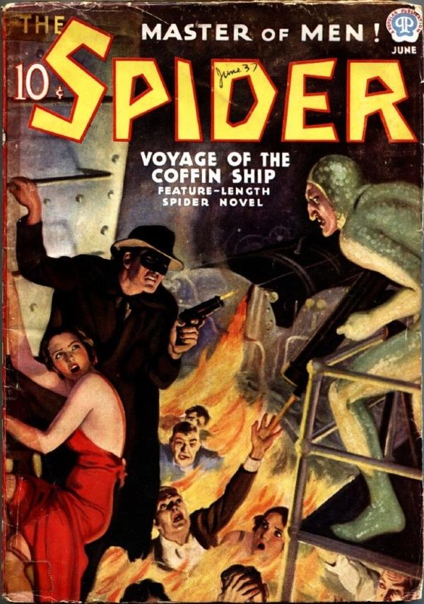 Spider June 1937