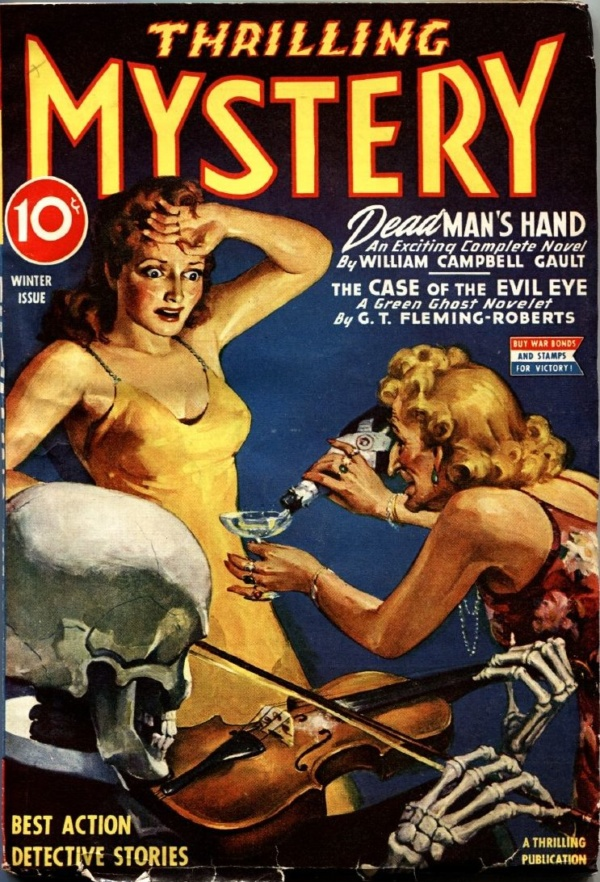 Thrilling Mystery Winter 1943