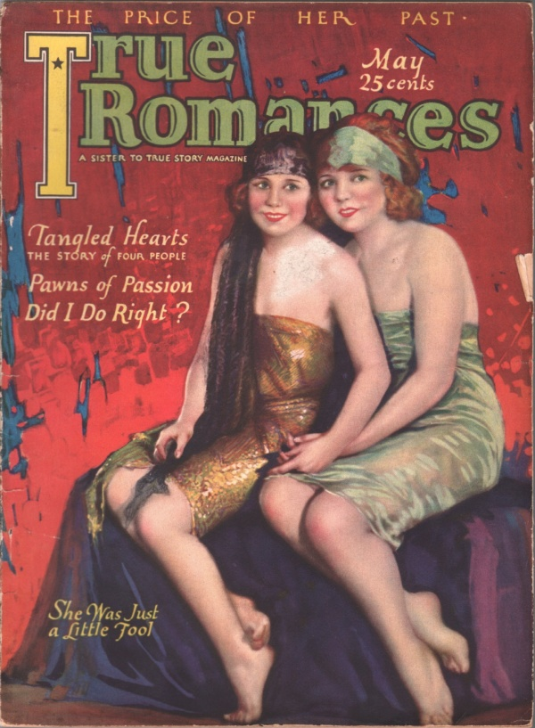 True Romances Issue #9 May 1925