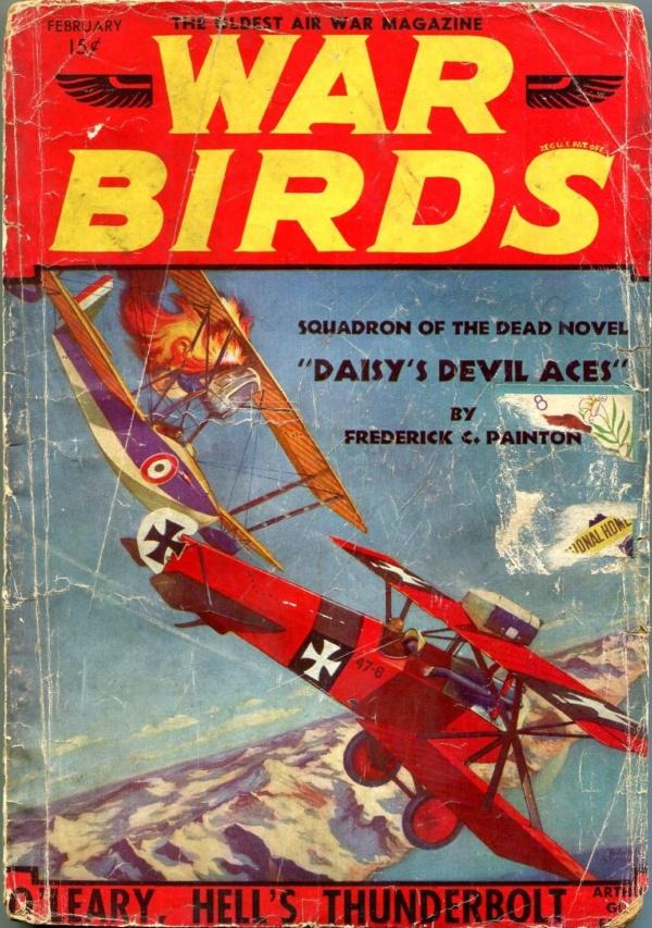 War Birds February 1935