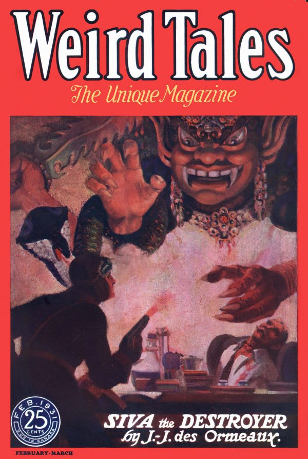 Weird Tales, February-March 1931