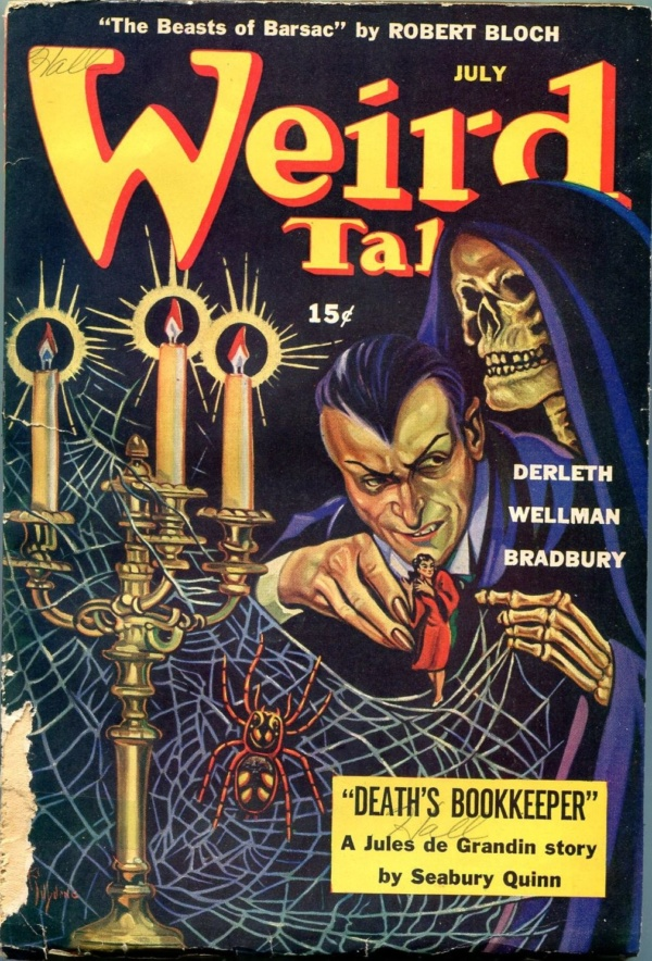 Weird Tales July 1944
