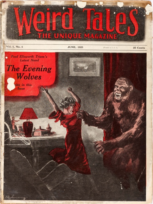 Weird Tales - June 1923