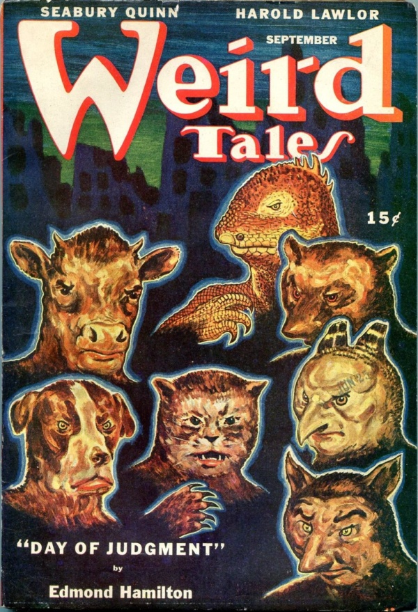 Weird Tales September 1946