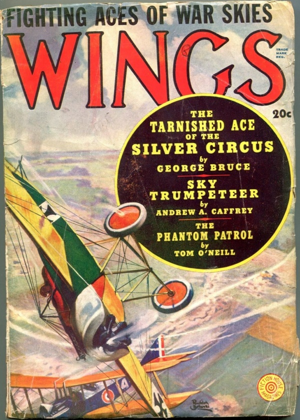 Wings Winter 1939