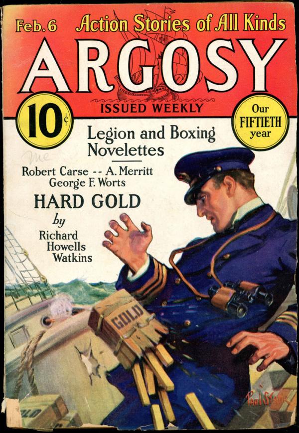 ARGOSY. February 6, 1932