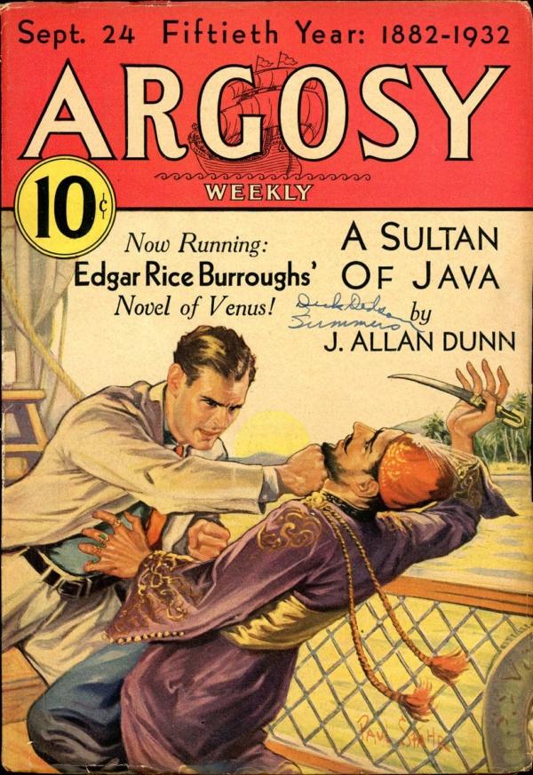 ARGOSY. September 24, 1932