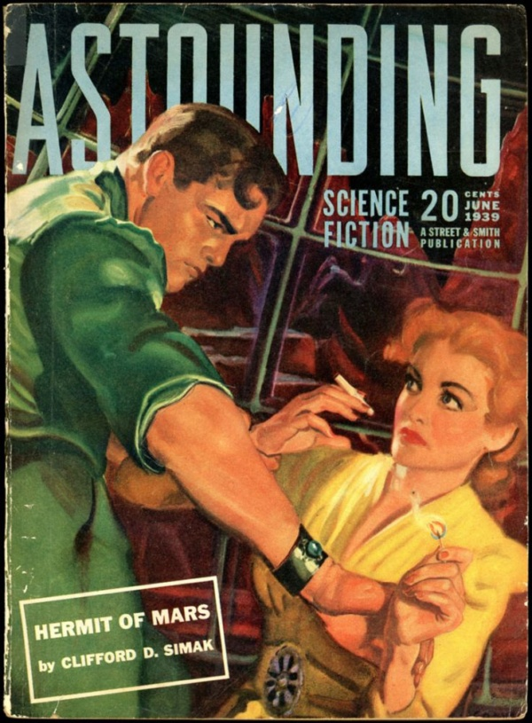 ASTOUNDING SCIENCE FICTION. June 1939