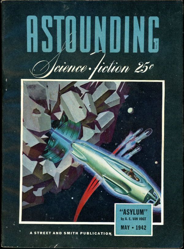 ASTOUNDING SCIENCE FICTION. May 1942