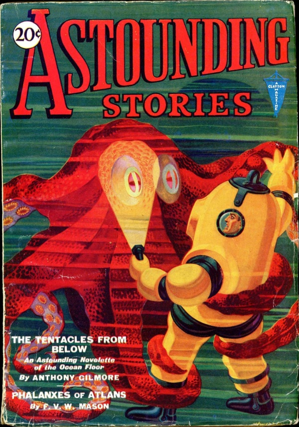ASTOUNDING STORIES OF SUPER SCIENCE. February, 1931