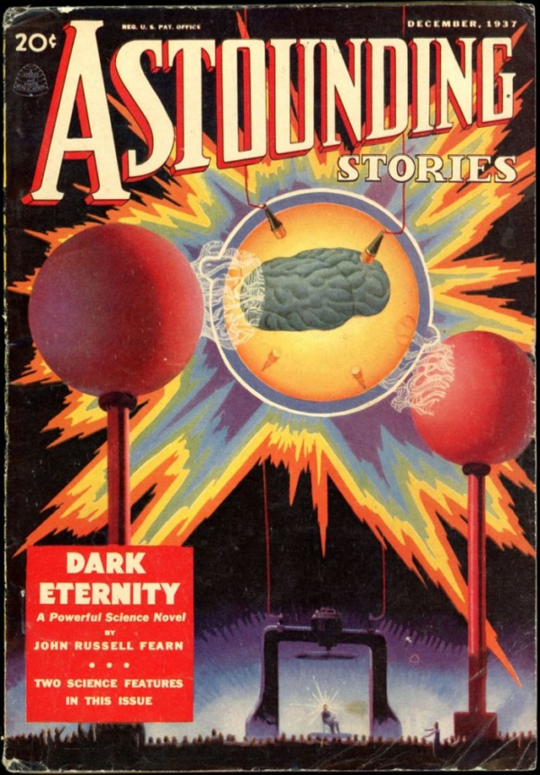 ASTOUNDING STORIES. December 1937