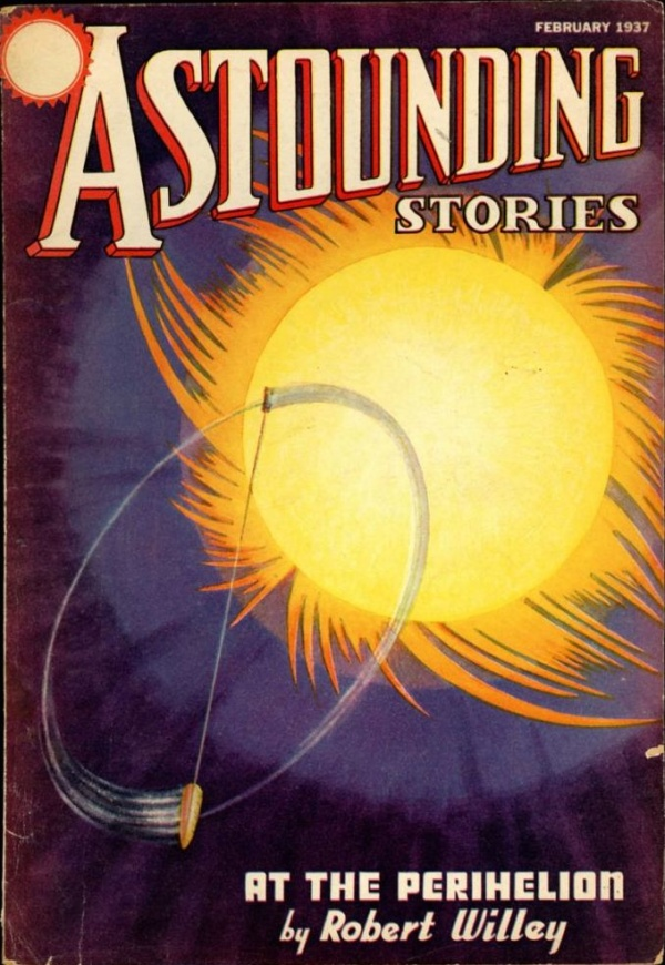 ASTOUNDING STORIES. February 1937