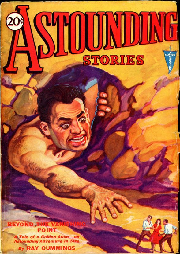 ASTOUNDING STORIES. March, 1931