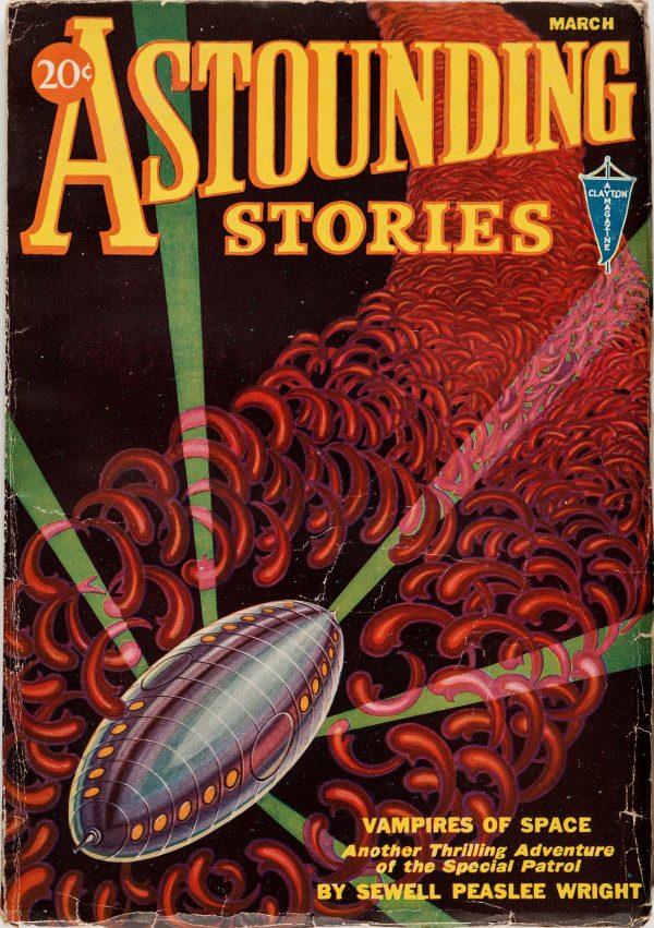 ASTOUNDING STORIES. March, 1932