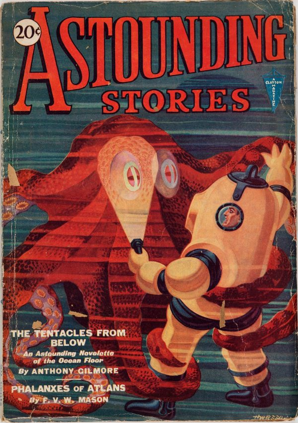 Astounding Stories - February 1931