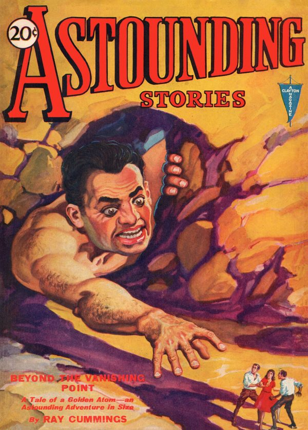 Astounding Stories, March 1931