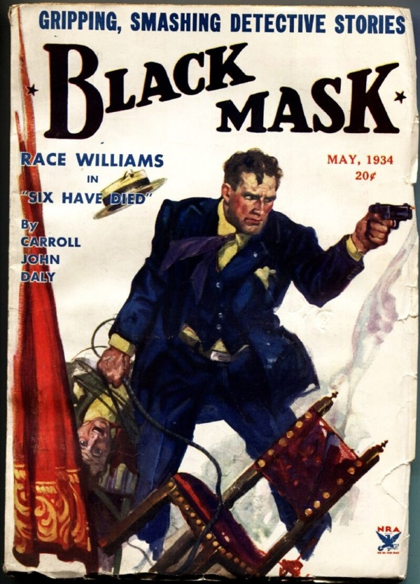 Black Mask May 1934