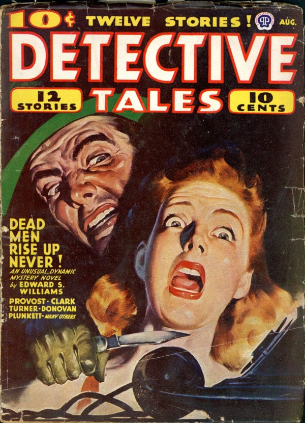 DETECTIVE TALES. August 1943