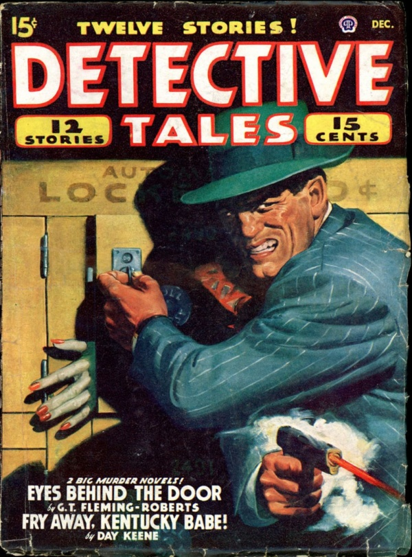 DETECTIVE TALES. December 1947