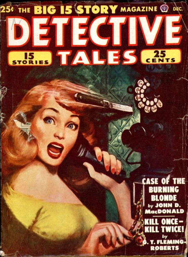 DETECTIVE TALES. December 1949