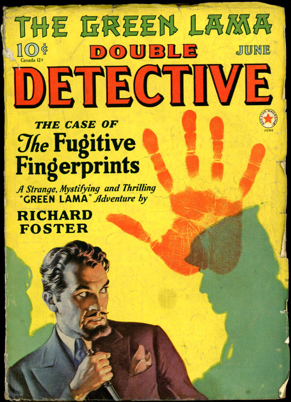 DOUBLE DETECTIVE. June, 1941