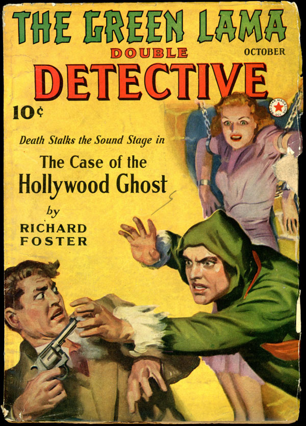 DOUBLE DETECTIVE. October, 1941